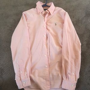 Polo Ralph Lauren Button Down! Perfect Condition!